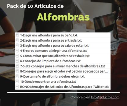 Pack-10Articulos-ALFOMBRAS-InfoProductos.com