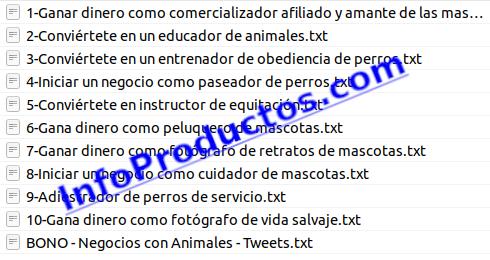 10Articulos-NegociosConAnimalesDomesticos-InfoProductos.com