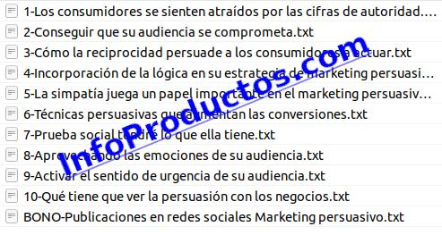 Pack-10-Articulos-Marketing-Persuasivo-InfoProductos.com