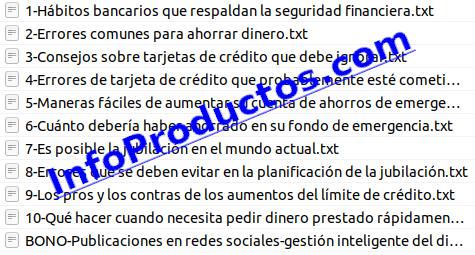 Pack-10Articulos-AdministracionDelDinero-InfoProductos.com