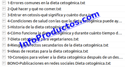 Pack-10Articulos-KetoDiet-DietaCetogenica