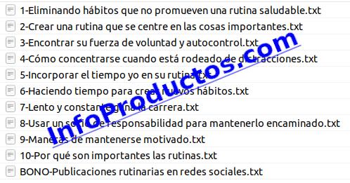 Pack-10Articulos-RutinasYHabitos-InfoProductos.com