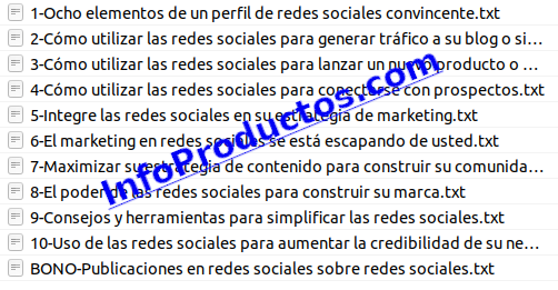 Pack-10Articulos-SocialMedia-MediosDeComunicacionSocial-InfoProductos.com
