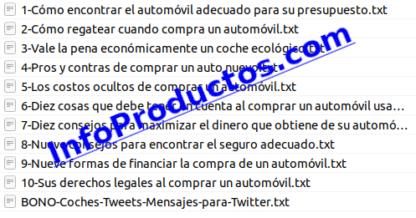 10Articulos-VentaDeAutos-InfoProductos.com