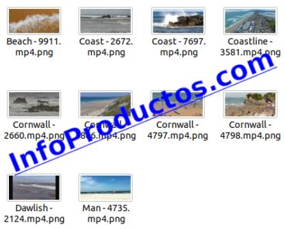 Beach4kVideosFootage-pt1-videos-InfoProductos.com