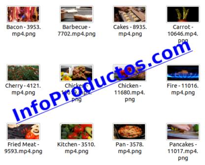 Food4kStockVideoFootage-pt1-videos-InfoProductos.com