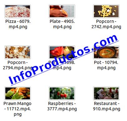 Food4kVideoFootage-pt2-videos-InfoProductos.com