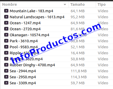 LakesAndWater4KStockVideoFootage-pt1-elementos-InfoProductos.com