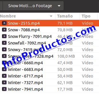 SnowMotion4kStockVideoFootage-elementos-InfoProductos.com