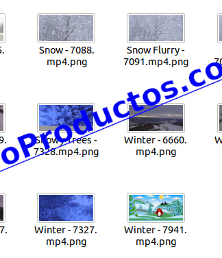 SnowMotion4kStockVideoFootage-videos-InfoProductos.com