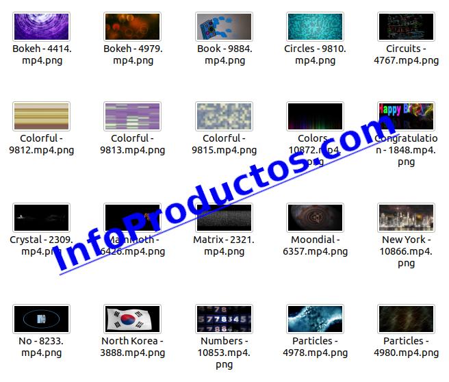 Animation4KStockVideoFootage-pt2-videos-InfoProductos.com